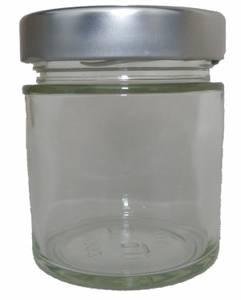 Bilde av Glass, rund 250 gram