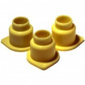 Bilde av Cellekoppholder gul
