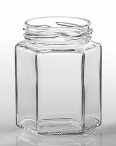Bilde av Glass 6-kant 250 gram