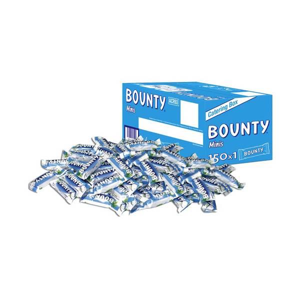 Bilde av Bounty Minis 4,3kg (150stk)