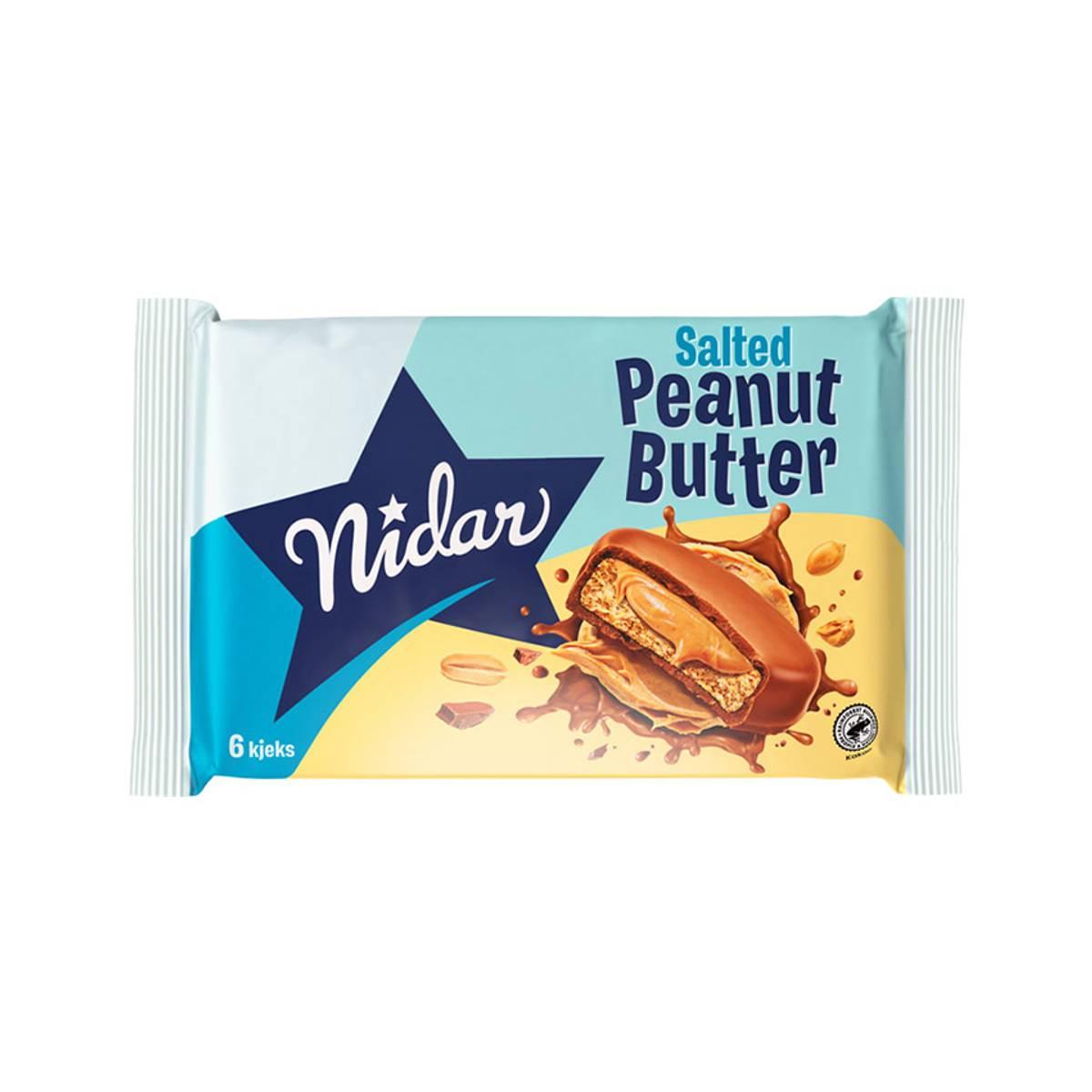 Kjeks - Salted Peanut Butter