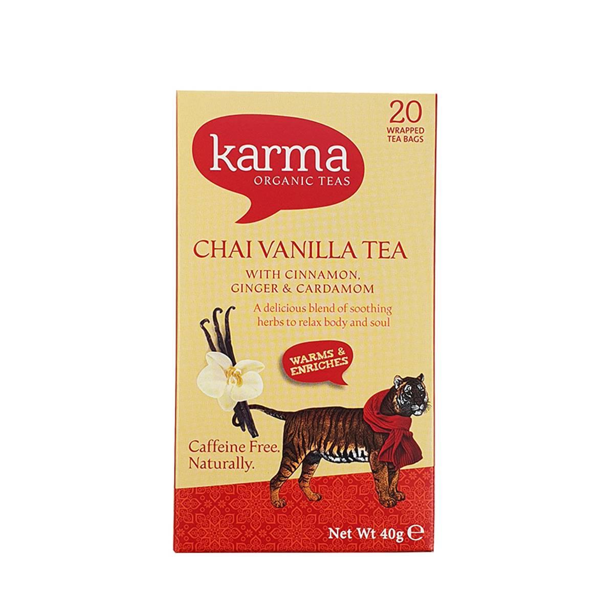 Chai Vanilla Tea