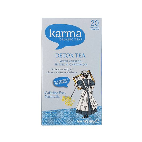Bilde av Detox Tea