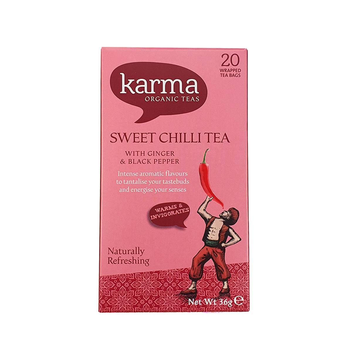 Sweet Chili Tea