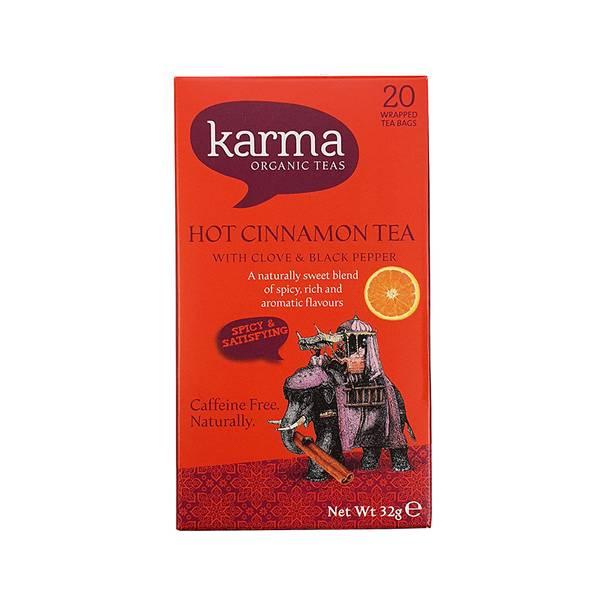 Bilde av Hot Cinnamon Tea