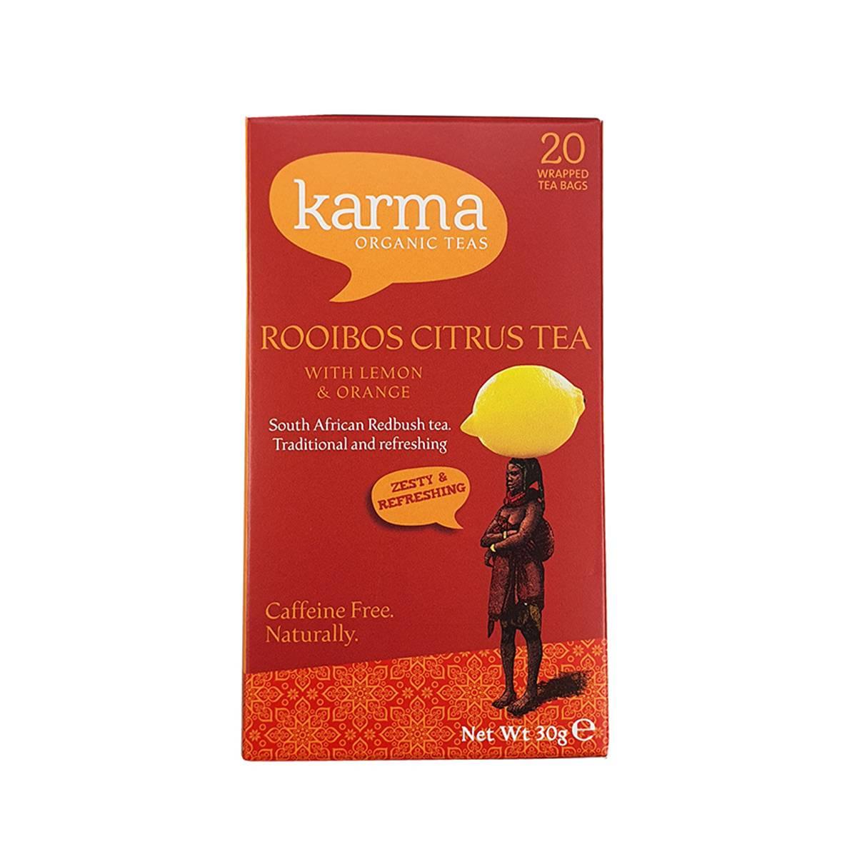 Sørafrikansk Rooibos te