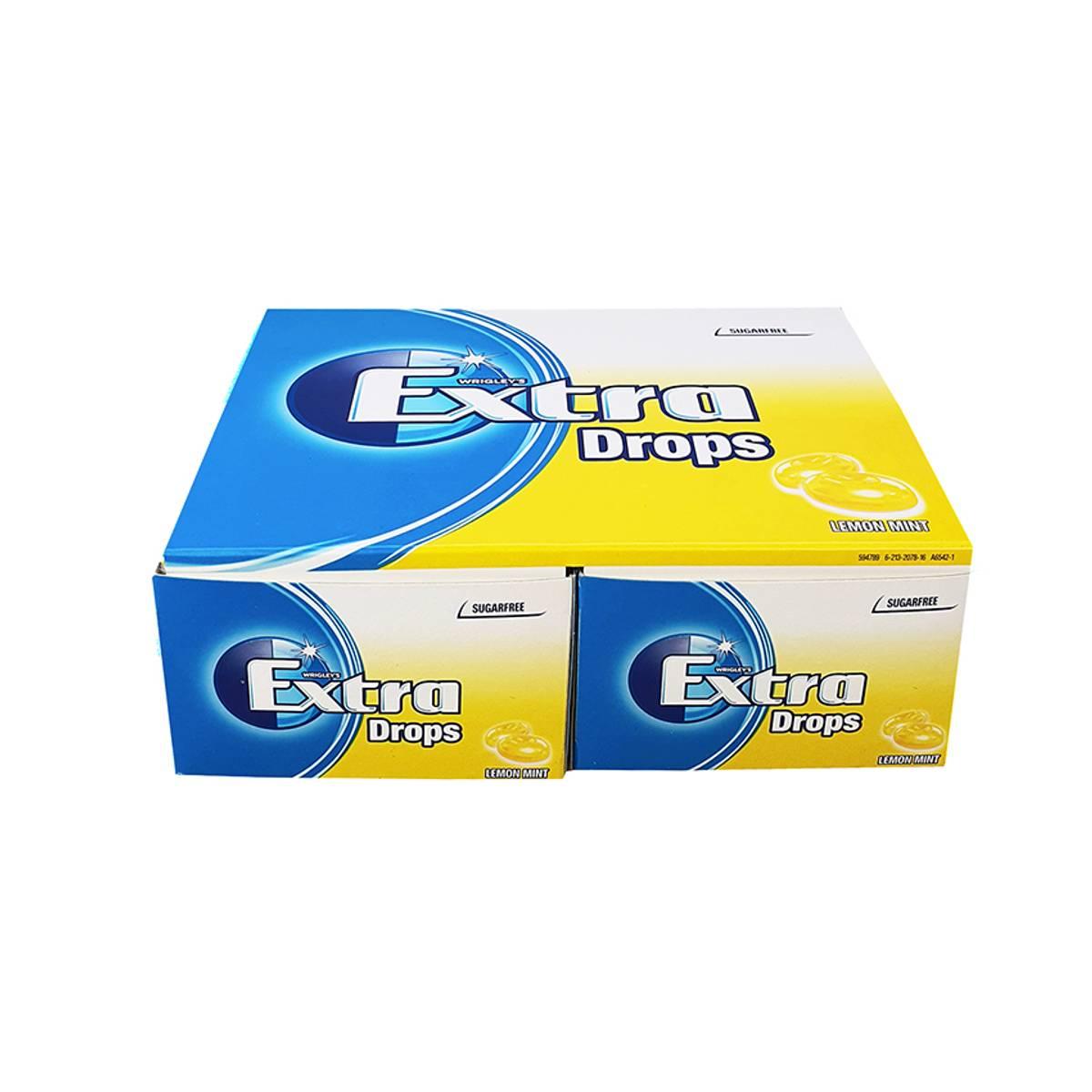 Drops Lemon Mint (Kartong 24stk)