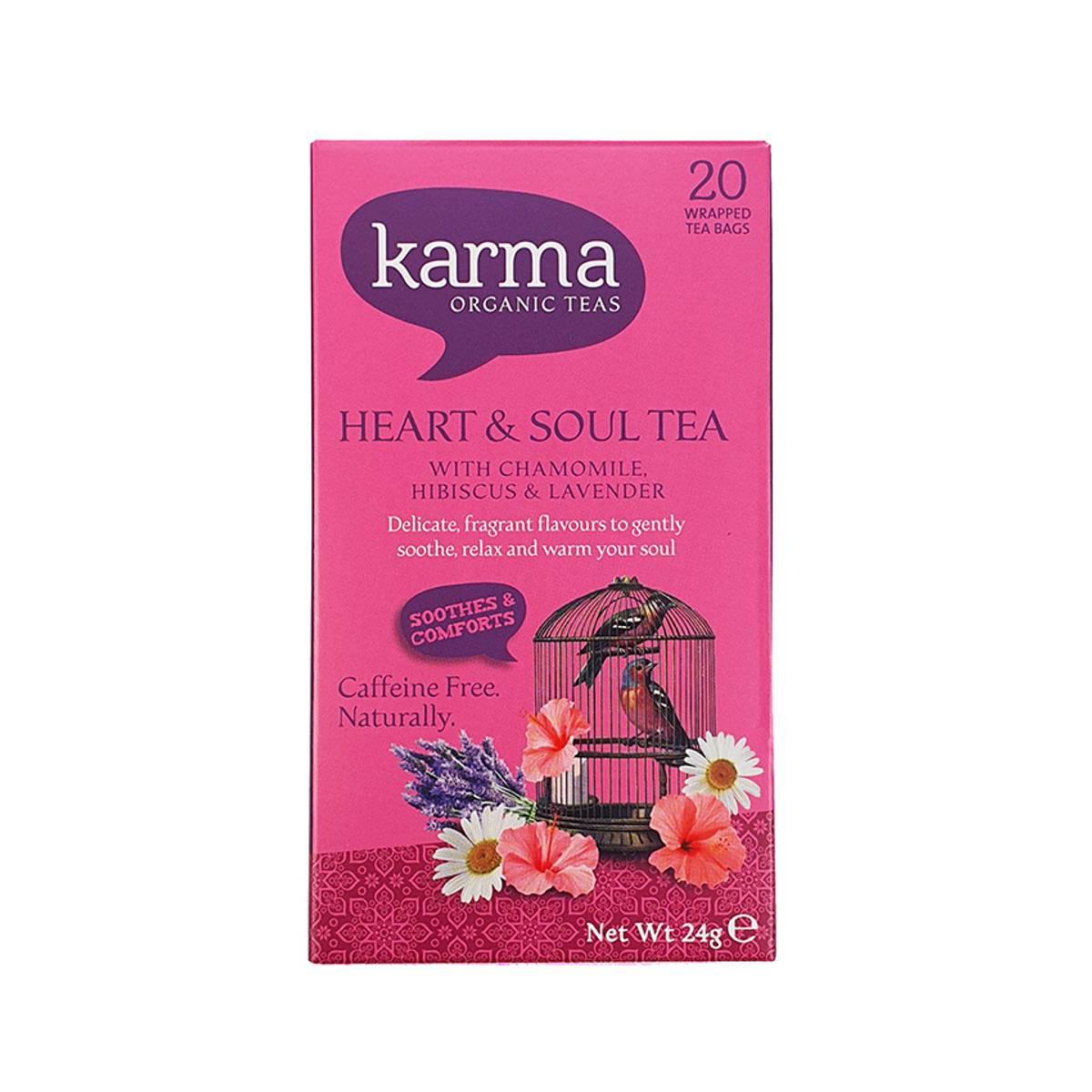 Heart Soul Tea