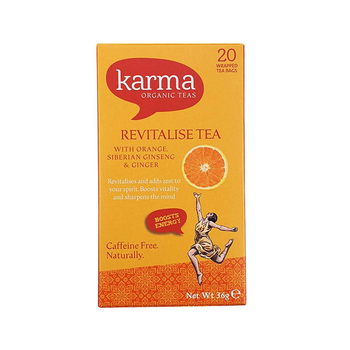 Revitalise Tea