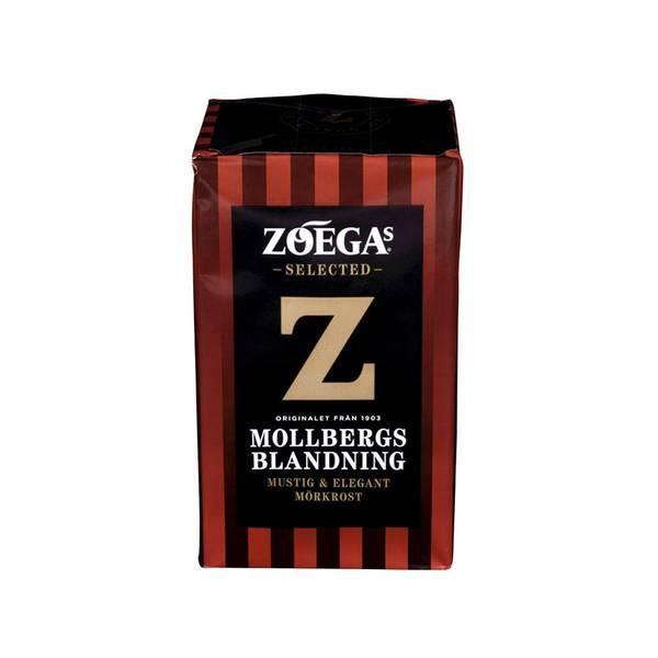 Bilde av Kaffe Filtermalt Mollbergs Blandning