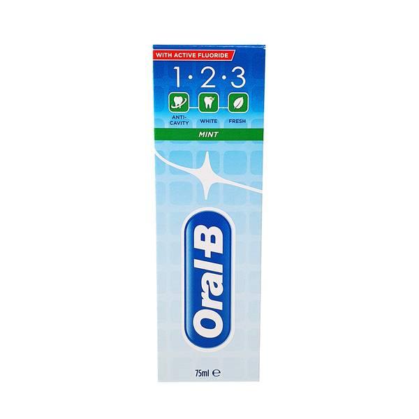 Bilde av Fluoride Toothpaste (Mint)