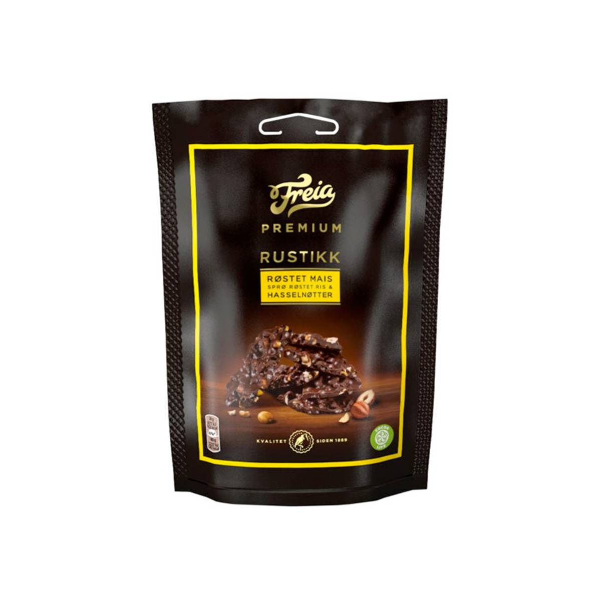 Premium Rustikk Mais & Hasselnøtter