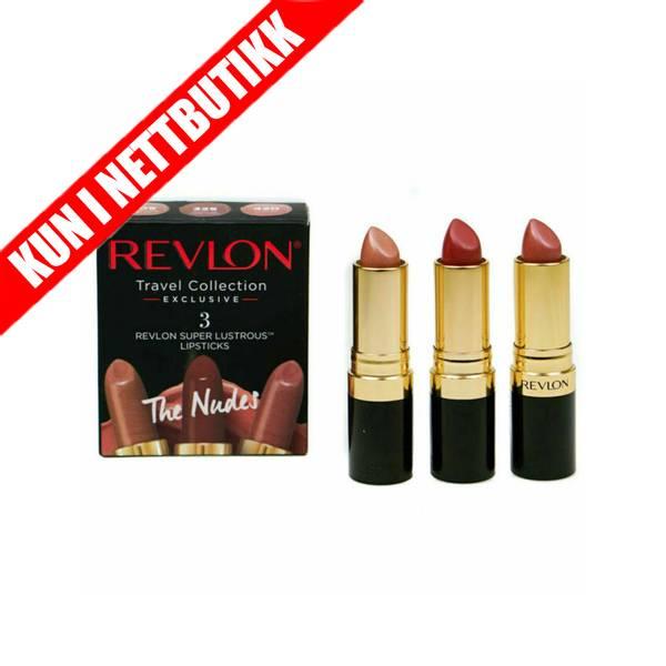 Bilde av The Nudes Lipsticks Gift Set
