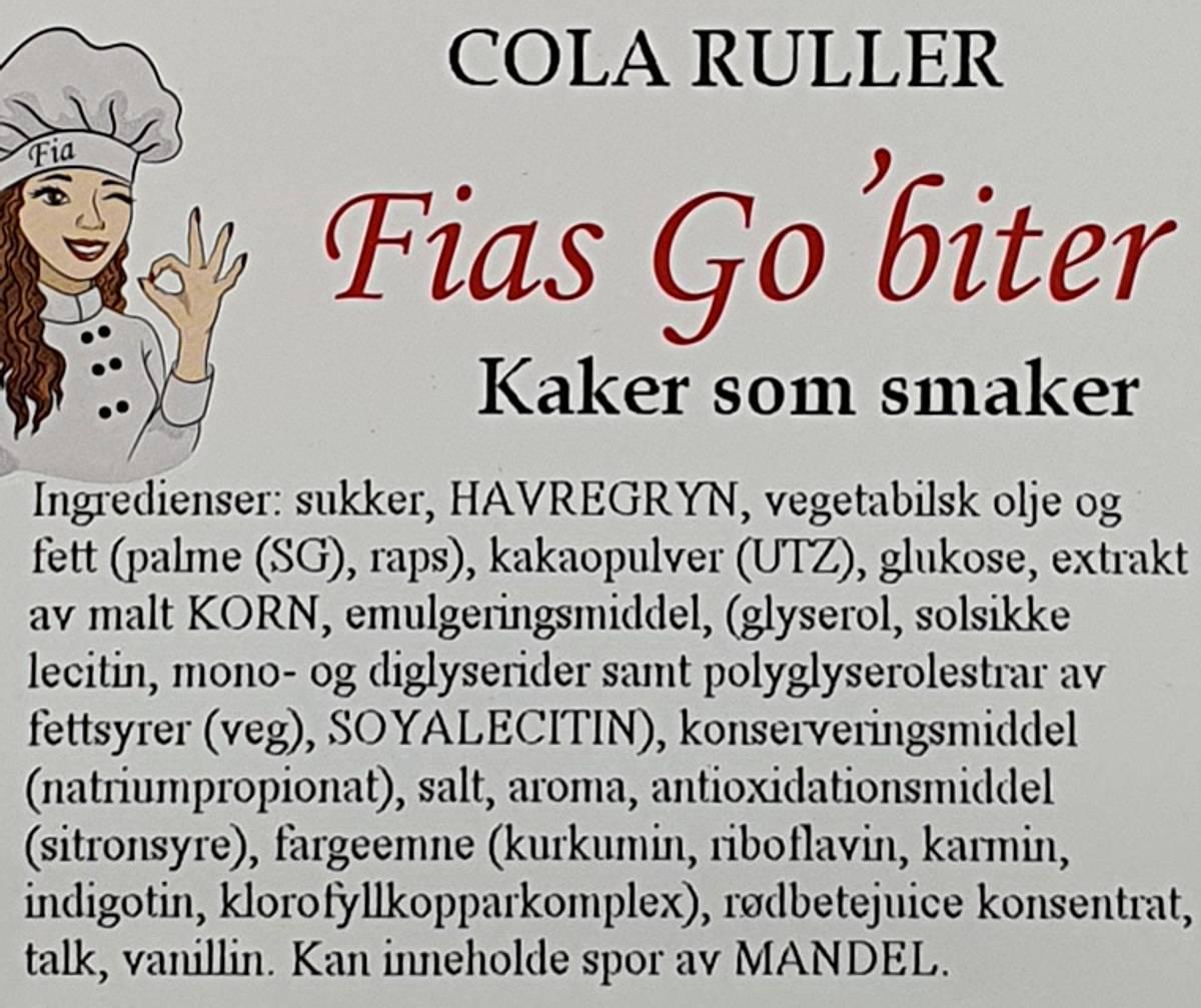 Cola Ruller
