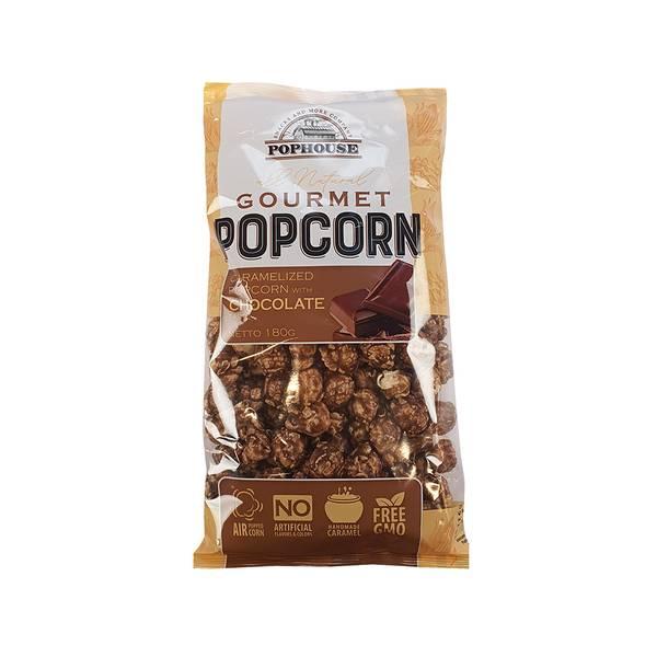 Bilde av Popcorn Chocolate