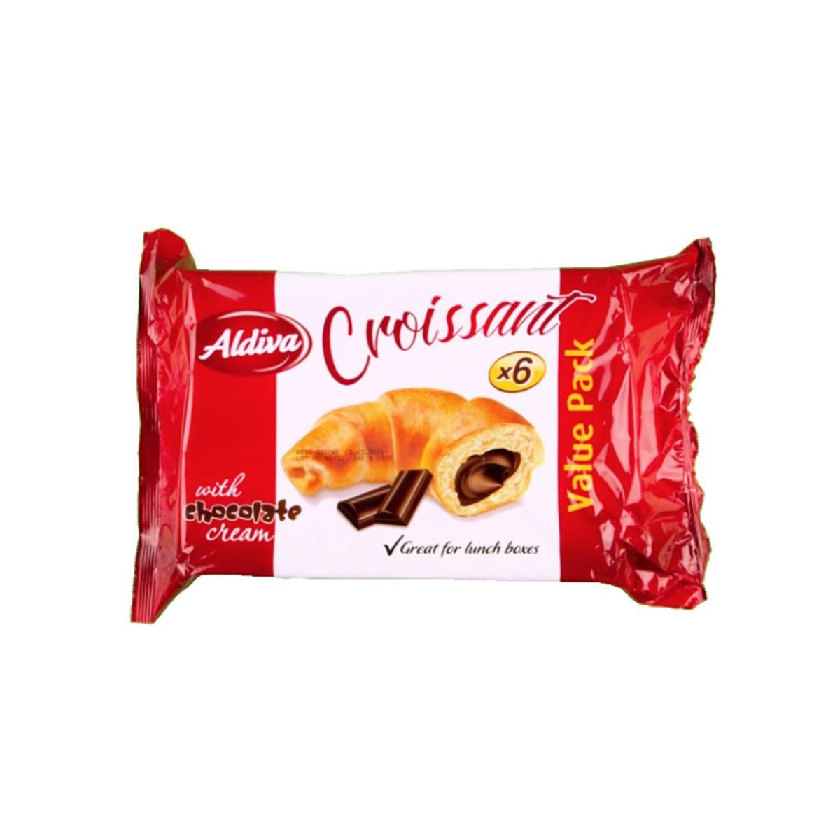 Chocolate Croissants 6pk
