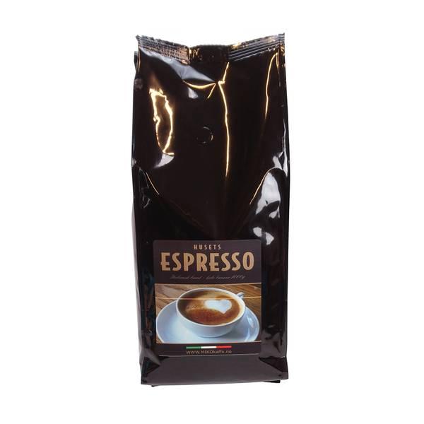 Bilde av Husets Espresso - Hele bønner 1kg