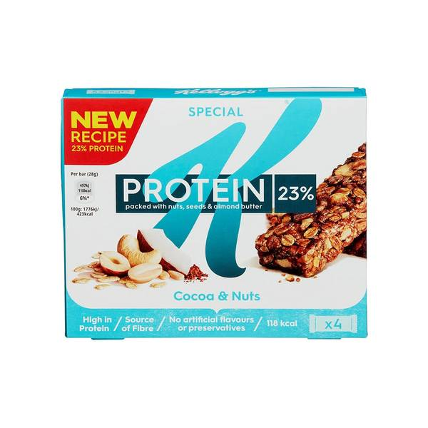 Bilde av Protein Bars - Cocoa & Nuts