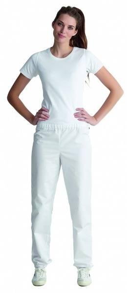 Bilde av Standard helsebukse- Hvit