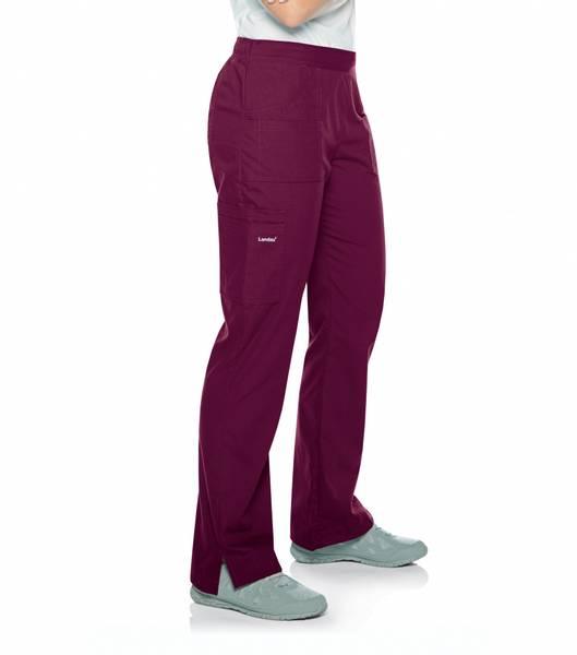 Bilde av Modern fit bukse med strikk