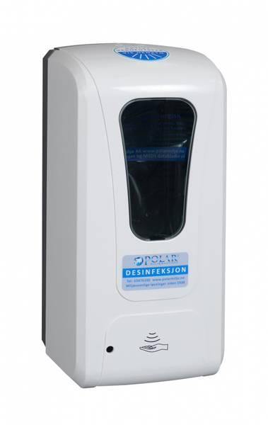 Bilde av Hånddesinfisering dispenser