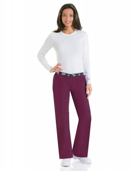Bilde av Salg-Bukse med strikk i