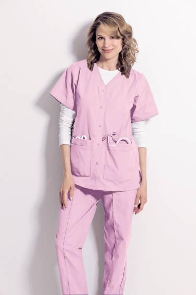 Bilde av Salg-Kittel v-hals-Pearl pink