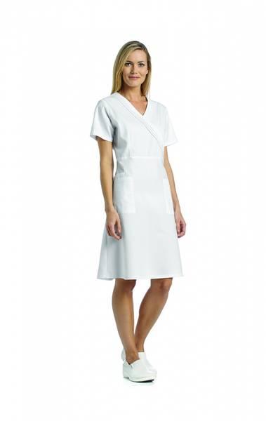 Bilde av Crossover V-hals kjole