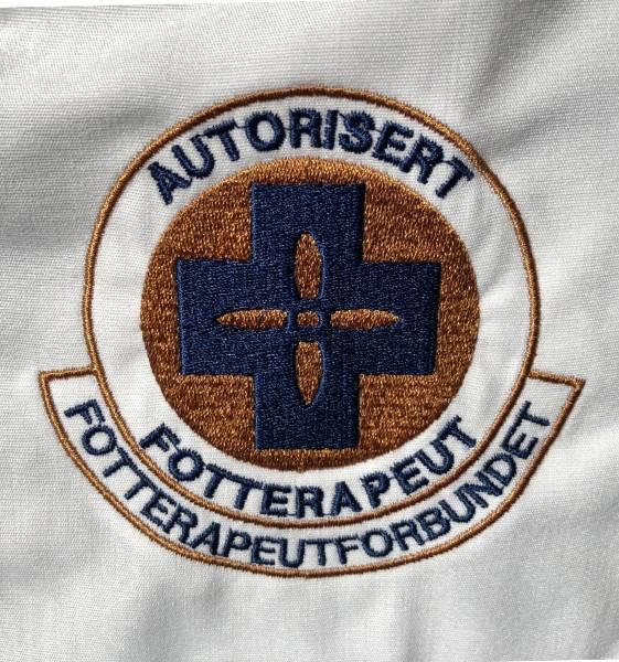 Bilde av NFF Logo Brodering