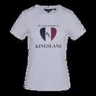 Kingsland Ibiza Ladies T-Shirt Hvit