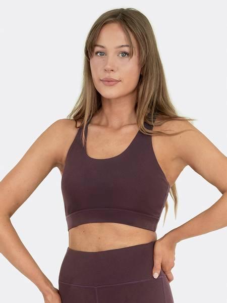Image of Energy sports bra viola