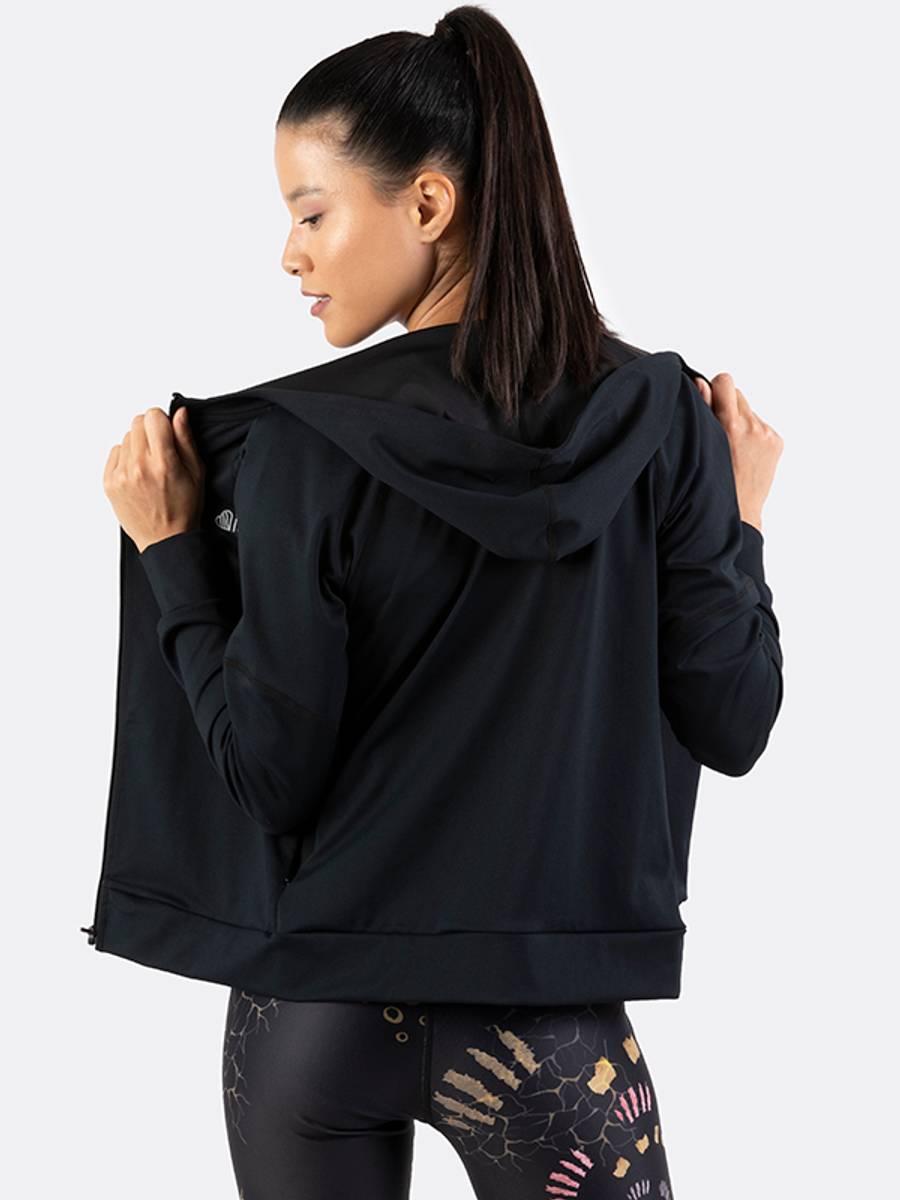 So Black jacket