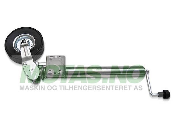 Bilde av Nesehjul automatisk Humbaur