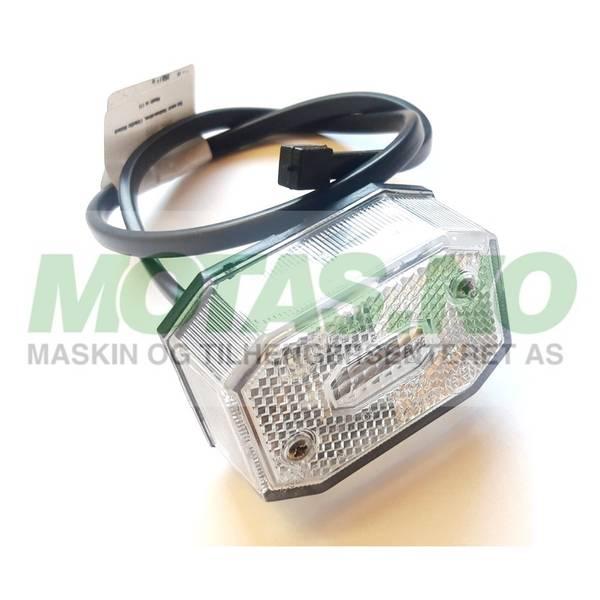 Bilde av Flexipoint I Hvit 12V 5W 0,5m DC