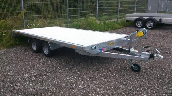Bilde av Universal 3500 med aluminiumplan