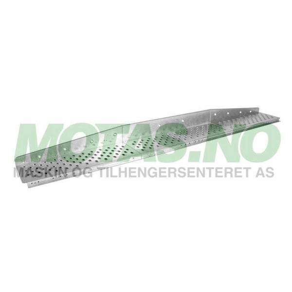 Bilde av Kjøreskinne Brenderup 4000x435
