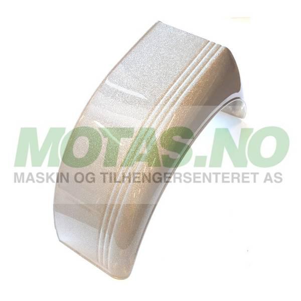 Bilde av Hjulskjerm (269) glassfiber, sølv, venstre
