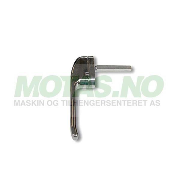 Bilde av Dørhåndtak L=60mm u/låsesylinder