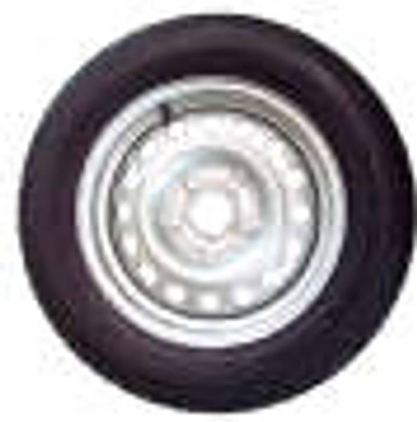 Bilde av Komplett hjul 195/70R14 5-bolt 96N, stål