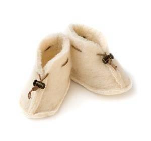 Bilde av Ulltøfler til baby