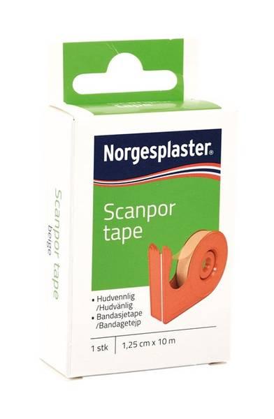 Scanpor tape, beige