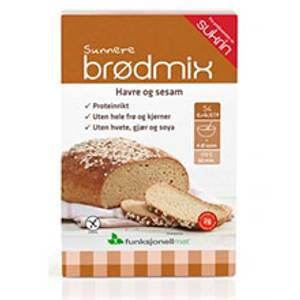 Brødmiks Protein