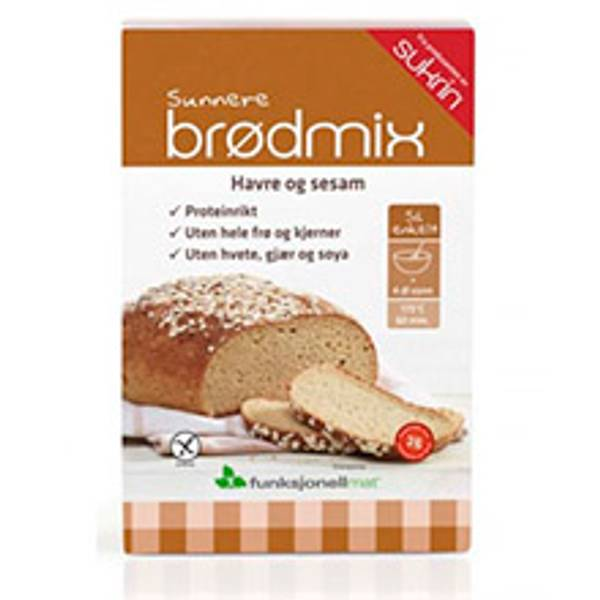 Bilde av Brødmiks Protein