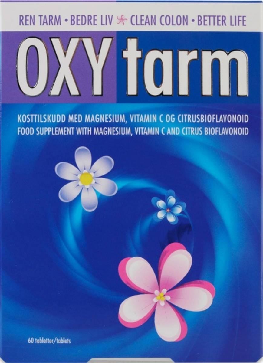 OxyTarm 120 tbl