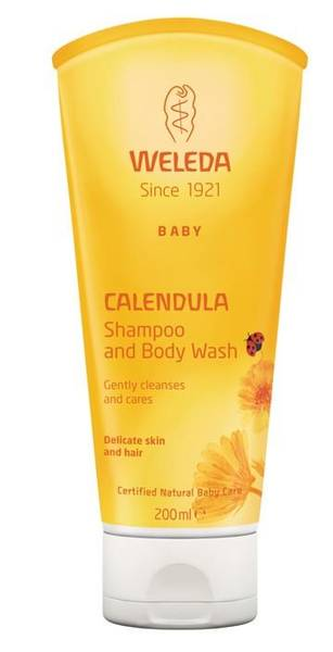 Bilde av Calendula Shampoo & Body Wash