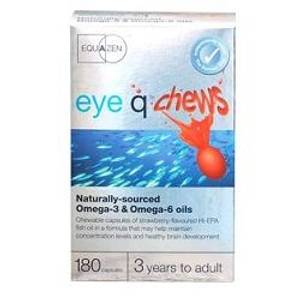 Eye Q Kapsler Jordbærsmak