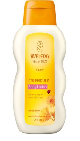 Bilde av Calendula Baby Body Lotion