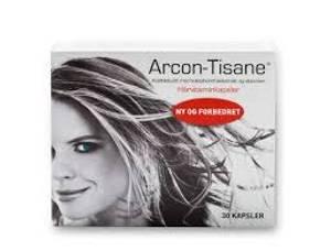 Arcon-Tisane Hårvitaminkapsler 90 kps