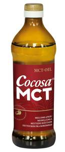 Cocosa MCT Energy Oil 500 ml