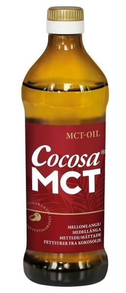 Bilde av Cocosa MCT Energy Oil 500 ml